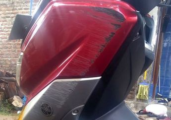 Daripada Cat Ulang Body Yamaha NMAX yang Baret Lebih Baik Beli Baru, Kenapa? Nih Jawabannya