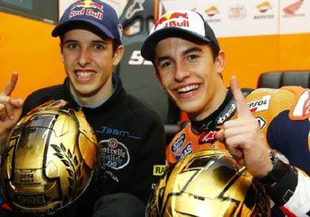 Cuma Dikontrak Honda Satu Musim, Alex Marquex Langsung Curi Ilmu dari 4 Pembalap Tenar MotoGP