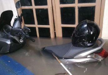 Motor Kembali Nyala Setelah Lewati Banjir Belum Tentu Aman, 7 Komponen Ini Harus Langsung Dicek
