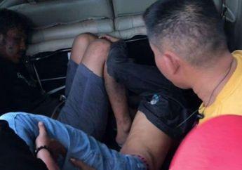Polisi Sampai Kewalahan, Maling Honda Vario Babak Belur Dihajar Warga, Korban Pakai Trik Jitu Ringkus Pelaku
