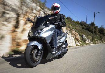 Honda Diam-diam Siapkan ADV300 Cc, Desainnya Mirip Honda Forza, Yamaha NMAX dan XMAX Harus Waspada
