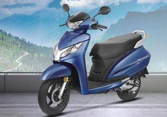 Honda Activa 6G Resmi Diluncurkan, Tampang Futuristik Intip Spesifikasi Lengkapnya