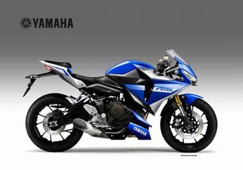 Dibekali Mesin 500 Cc, Tampilan Yamaha R5 Bikin Bikers Langsung Baper