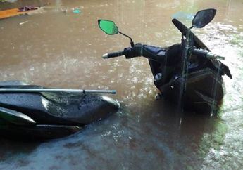 Pemilik Yamaha NMAX Wajib Sadar, Cek Komponen Ini Kalau Mau Selamat Setelah Terendam Banjir