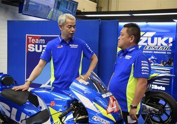 Asal Syaratnya DIpenuhi, Bos Suzuki Yakin Banget Pembalapnya Bisa Acak-acak MotoGP 2020