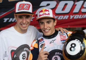 Duet Marc-Alex Marquez di Repsol Honda, Ternyata Bukan Abang-Adik Pertama di MotoGP,  Abang-Adik Ini Lebih Dulu Hadir