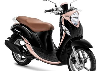 Makin Segar di Tahun Baru 2020, Yamaha Fino Dapat Lima Pilihan Warna Baru, Harganya Cuma Rp 18 Jutaan