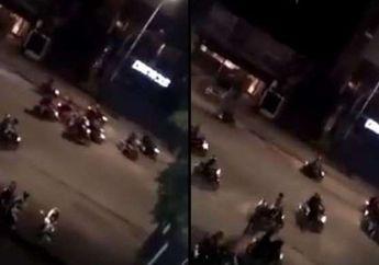 Semarang Berdarah, Geng Motor Ini Tega Bacok Pemotor di Jalan Soekarno Hatta, Hobinya Nyari Musuh Setiap Jumat dan Sabtu