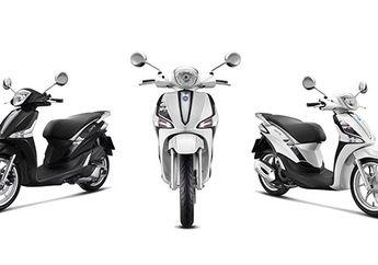 Harganya Setara Yamaha NMAX Baru, Piaggio Liberty One 2020 Resmi Meluncur, Desain Mirip Honda SH150i