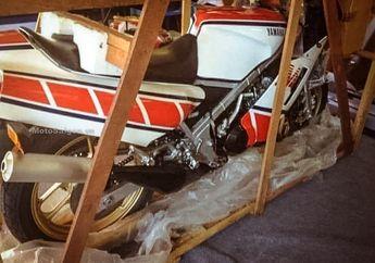 Two Stroke Lovers Dibuat Geger, Yamaha RD500 Diem 30 Tahun Masih Mulus
