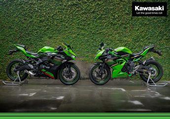 Kawasaki Ninja 250 4 Silinder Segera Meluncur di Indonesia, Harganya di Bawah Rp 100 Juta?