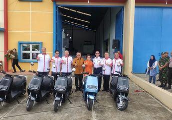 Sah! Pabrik Motor Listrik Elvindo Resmi Hadir di Tangerang, Punya Target Futuristis di 2025