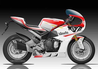 Setelah Kawasaki Beli Bimota, Ini Motor Produk Kedua,  Usung Konsep Sport Retro Diproduksi Tahun Ini