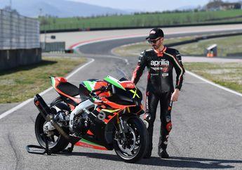 Sempat Geger Mau Balap MotoGP Lagi, Max Biaggi Musuh Bebuyutan Valentino Rossi Tegaskan Hal  Ini