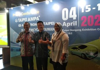 AMPA Taiwan 2020, Tahunnya Motor Listrik dan Ajang Pameran Produsen Baterai