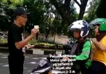 Sok Jagoan! Bapak Tua Palak Setiap Driver Ojol yang Lewat di Malang Town Square Rp 2 Ribu, Korban Gak Berkutik