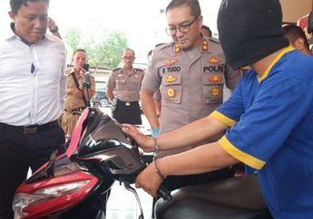 Konyol, Gara-gara Lupa Menghapus Iklan Motor Curian di Facebook Seharga Rp 2,7 Juta, Maling Motor Berhasil Ditangkap Polisi