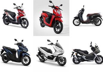 Bisa Jadi Pilihan Motor Murah, Update Harga Motor Matic Honda Terbaru Januari 2020, Honda BeAT Cuma Rp 16 Jutaan!