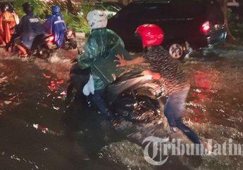 Bikers Jangan Lupa Siapin Jas Hujan, BMKG Sebut Potensi Cuaca Ekstrem di Beberapa Wilayah Ini, Waspada Banjir!