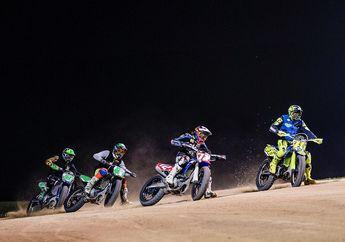 Pantesan, Valentino Rossi Latihan Berempat Saja Jelang Tes Pramusim MotoGP 2020, Ini Alasannya
