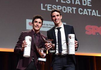 Keren, Marc-Alex Sudah Dapat Penghargaan Duluan, Padahal Balapan Bareng di MotoGP 2020  Belum Juga Mulai
