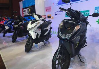 Resmi Bro, Motor Baru All New Honda BeAT 2020 Mengaspal Hari Ini, Adopsi Rangka dan Mesin Baru
