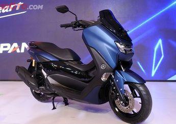 Harga Resmi All New Yamaha NMAX Rp 29,5 Juta, Cicilan Perbulannya Cuma Rp 1,2 Jutaan