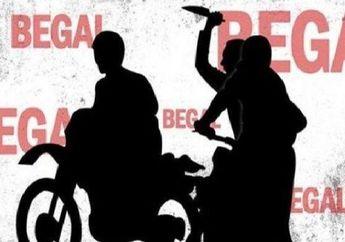 Apes Nasib Begal Yang Satu Ini, Gagal Dapat Tas Malah Berhasil Diringkus Polisi
