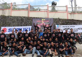 Mantap, Bandit Community Indonesia Gelar Ultah Perdananya, Usung Konsep Family Gathering