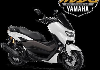 Wuih! Cukup Bayar Rp 2 Jutaan Bisa Bawa Pulang Yamaha All New NMAX 155, Segini Cicilannya