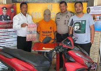 Miris Banget, Gaya Hidup Berubah Drastis, Driver Ojek Online Ini Ternyata Pelaku Jambret di Medan