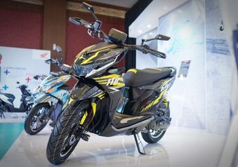 All New Honda BeAT Street 2020 Modifikasi Supermoto, Kaki-kaki Ala Honda CRF