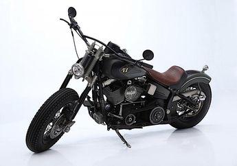 Dilelang Setara Belasan All New Yamaha NMAX, Intip Kerennya Harley-Davidson Milik Mendiang Paul Walker