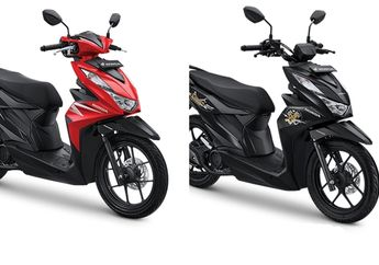 All New Honda BeAT Sporty dan BeAT Street Makin Eksis di Jalan, Bagaimana Nasib BeAT Pop? Ini Kata AHM