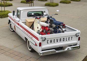 Sempat Jadi Pertanyaan, Akhirnya Terbongkar Alasan Honda Merestorasi Mobil Chevrolet Tua Ini