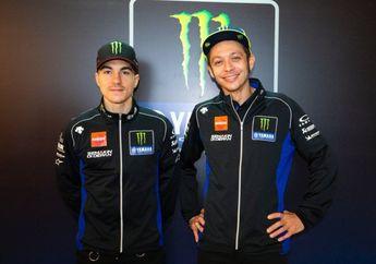 Fans MotoGP Segera Merapat, Valentino Rossi dan Maverick Vinales Siap Diajak Nongkrong Bareng, Begini Caranya