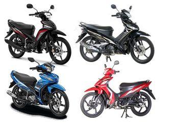 Update Harga Motor Bebek Terbaru Januari 2020, Motor Ini Cuma Rp 15 Jutaan!