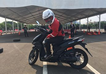 Instruktur Safety Riding Menyarankan Bikers Pilih Motor yang Sesuai dengan Postur Tubuhnya, Ini Alasannya