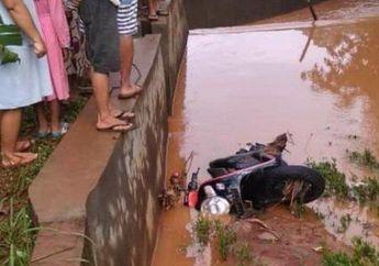 Warga Histeris, Honda Scoopy Hilang Misterius Ditemukan Tergeletak di Pinggiran Sungai, Ning Susana Tewas Tersangkut di Pohon