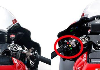 Ada Lagi Yang Beda di Motor MotoGP Ducati Desmosedici GP 2020, Tombol Di Setang Kiri Berkurang