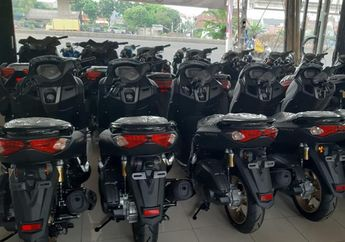 Warga Bekasi Merapat, All New Yamaha NMAX Sudah Bisa Dibawa Pulang, Cicilan Cuma Rp 800 Ribuan