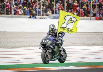 Terungkap, 5 Fakta Vinales Perpanjang Kontrak Sampai MotoGP 2022, Diumumkan Lebih Cepat