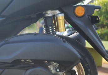 Cara Menyetel Sokbreker Belakang Yamaha NMAX 2020, Biar Lebih Nyaman Boncengan