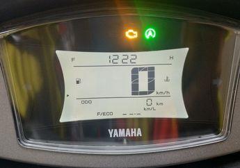 Geger Lampu Indikator Error Yamaha All New NMAX  Nyala Ternyata Sebabnya Sepele, Pengguna Belum Tahu Caranya