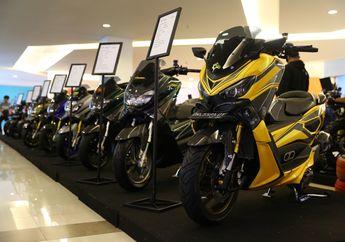 Jangan Sampai Ketinggalan, Akhir Pekan Ini Semifinal Customaxi x Yamaha Heritage Built Akan Digelar di Kota Makassar