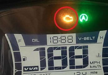 Cuma 3 Menit Lampu Indikator Error yang Muncul di Yamaha All New NMAX Bisa Hilang!