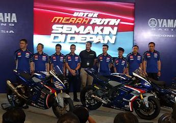 4 Pembalap Binaan Yamaha Indonesia Tampil di Ajang Internasional
