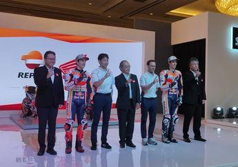 Kembali Menyapa Masyarakat Indonesia, Marc Marquez Siap Lakukan Ini di Balap MotoGP 2020