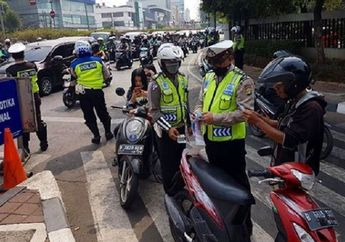 Pemotor Harus Tahu, Nekat Foto atau Merekam Razia di Pinggir Jalan Bisa Dipenjara
