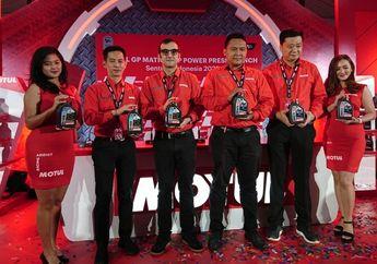 Wuih, Motul Luncurkan Oli Terbaru, Motul GP Power dan Motul GP Matic